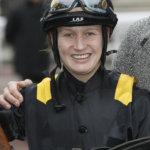 Nathalie Dessouter jockey formé sur le campus de Mont-de-Marsan