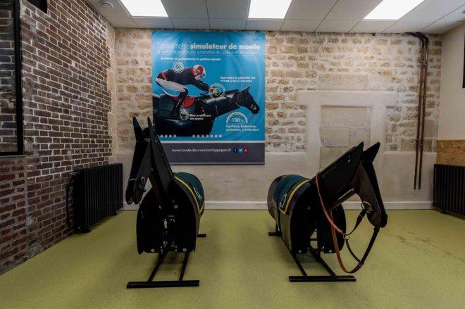 L'Atelier - Salle des simulateurs