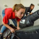 Formations cheval sur le campus e Cabriès