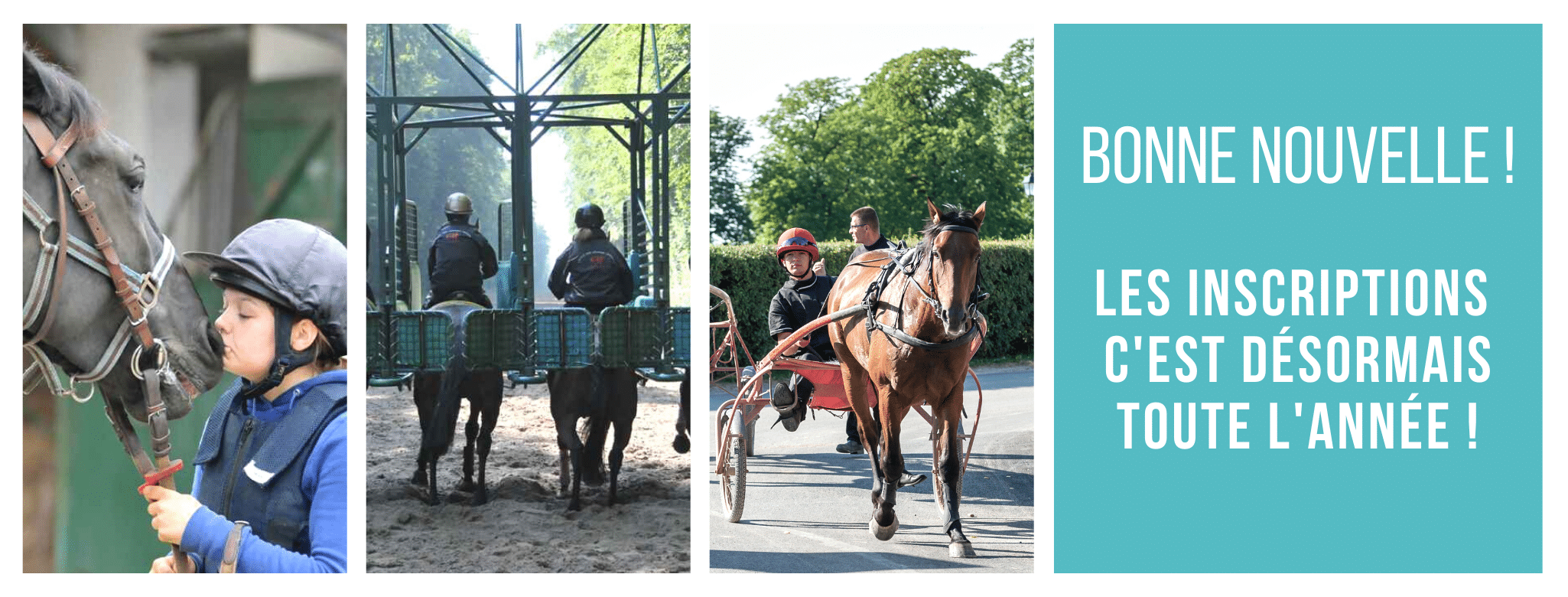 Formations cheval École des Courses Hippiques AFASEC - Inscription