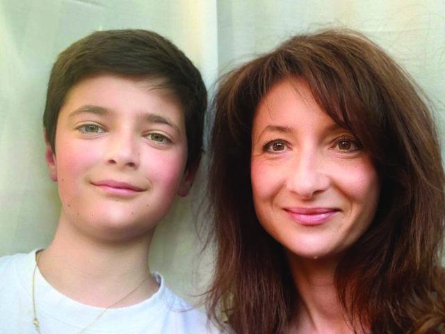 Témoignage de Stéphanie, maman de Mathis, élève en 4ème CHEVAL