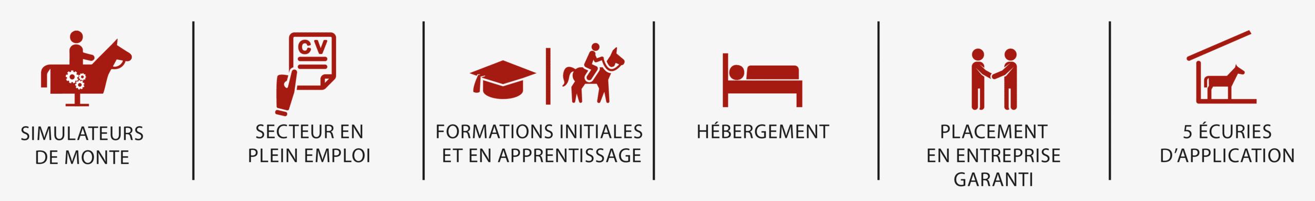 6 BONNES RAISONS DE REJOINDRE L ECOLE DES COURSES HIPPIQUES